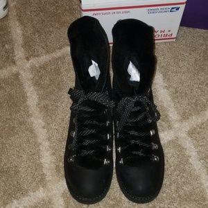 J Crew nordic boots